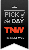 TNW pick of the day badge